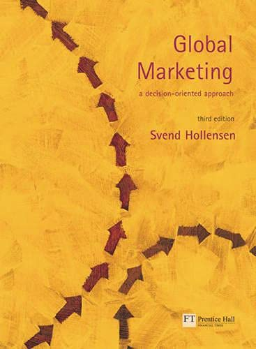Global Marketing By Svend Hollensen
