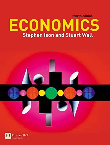 Economics By Stephen Ison