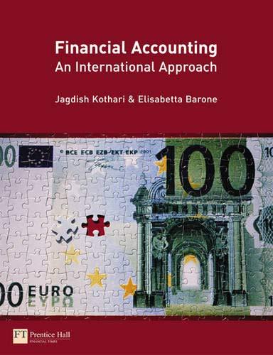 Financial Accounting By Jagdish Kothari