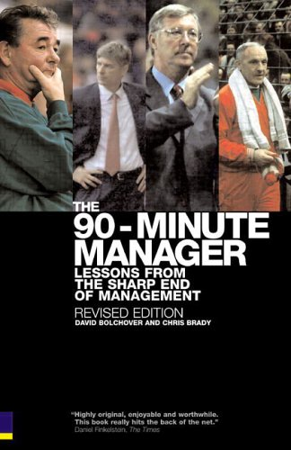 90-Minute Manager By Chris Brady