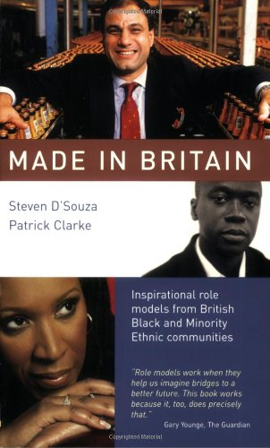 Made In Britain By Steven D'Souza