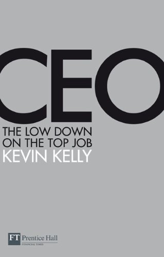 CEO By Kevin Kelly