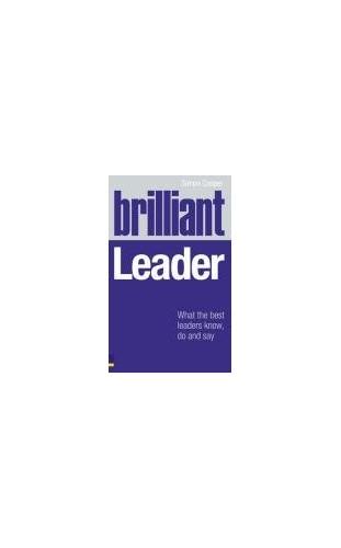 Brilliant Leader By Simon Cooper