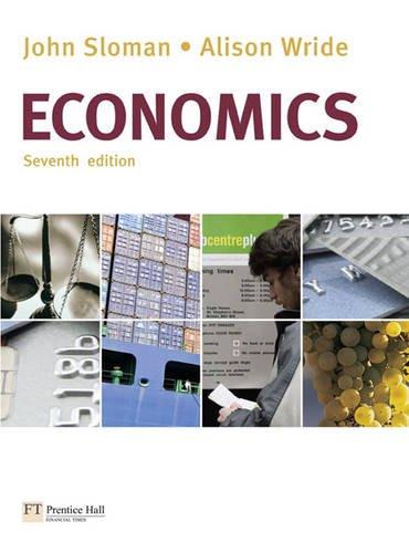 Economics with MyEconLab By John Sloman