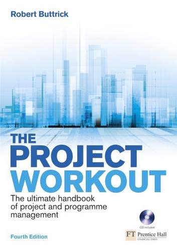 The Project Workout By Robert Buttrick