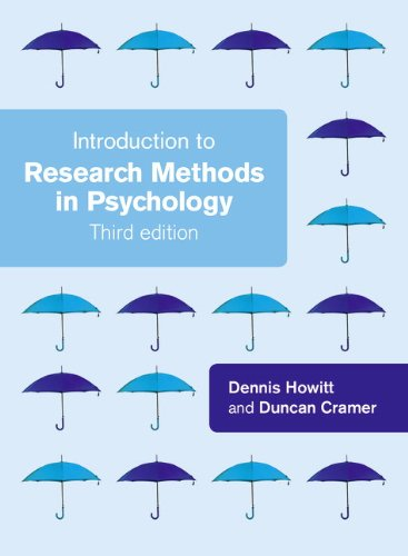 Introduction To Research Methods In Psychology By Dennis