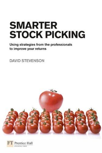 Smarter Stock Picking By David Stevenson