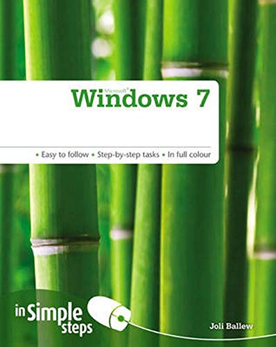 Windows 7 In Simple Steps By Joli Ballew