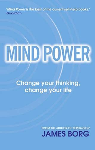 Mind Power By James Borg