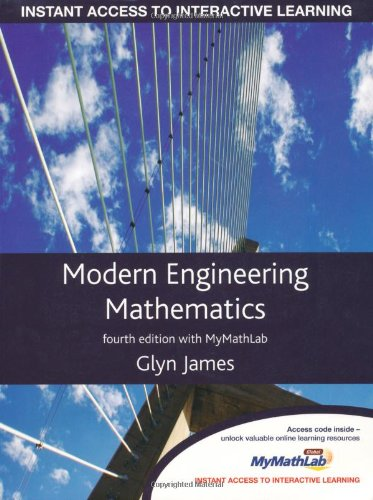 Modern Engineering Mathematics with Global Student Access Card(4th Edition) By Glyn James