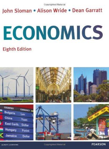Economics By John Sloman