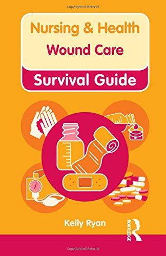 Wound Care (Nursing and Health Survival Guides) By Kelly Ryan