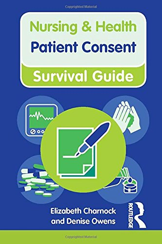 Patient Consent By Elizabeth Charnock