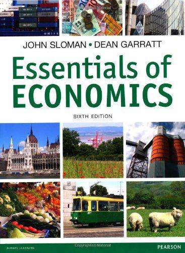 Essentials of Economics with MyEconLab access card By John Sloman