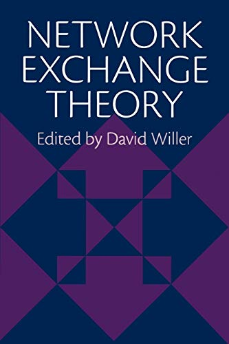Network Exchange Theory By David Willer