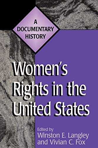 Women's Rights in the United States By Vivian C. Fox