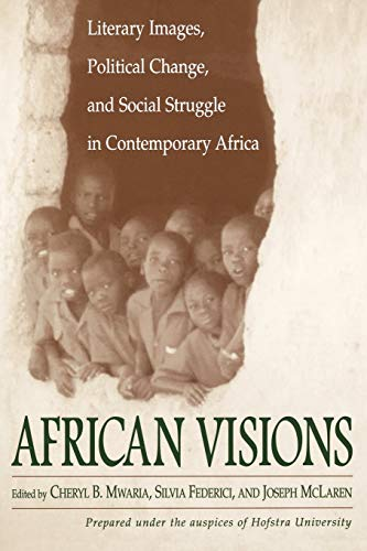 African Visions By Silvia Federici