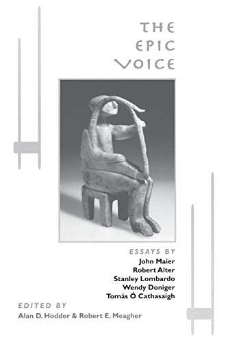 The Epic Voice By Alan D. Hodder