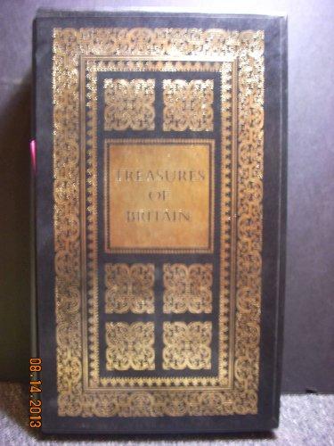 Treasures of Britain By Reader's Digest