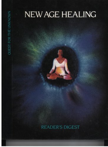 New Age Healing - Quest For The Unknown By Dorling Kindersley