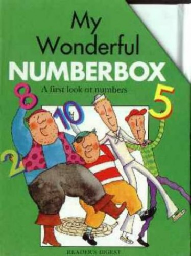 My Wonderful Numberbox By Reader's Digest