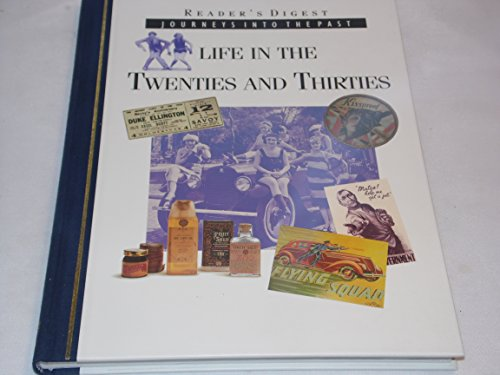 Life in the Twenties and Thirties By James Cochrane