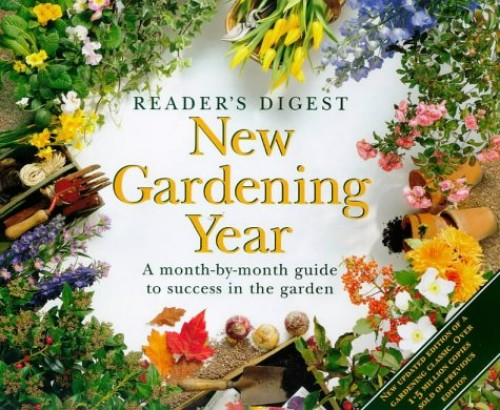 New Gardening Year By Reader's Digest