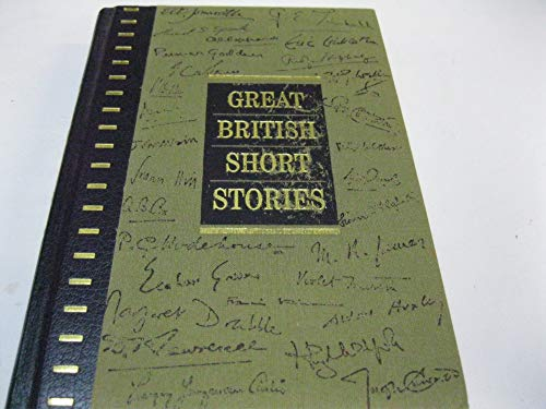 Great British Short Stories By Various