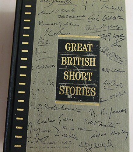 Great British Short Stories By READER'S DIGEST