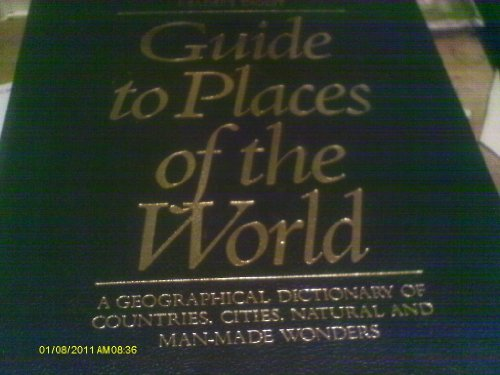 Readers Digest Guide Places of World By PALMER