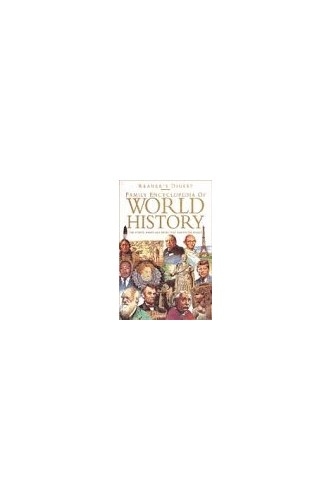Family Encyclopedia of World History By Reader's Digest