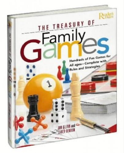 Encyclopedia of Family Games By Jim Glenn