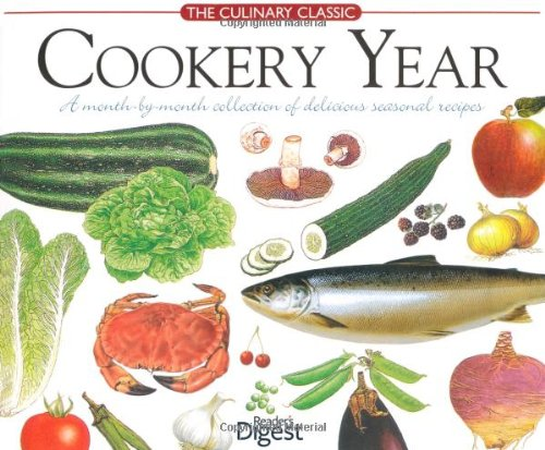 Reader's Digest Cookery Year By Reader's Digest