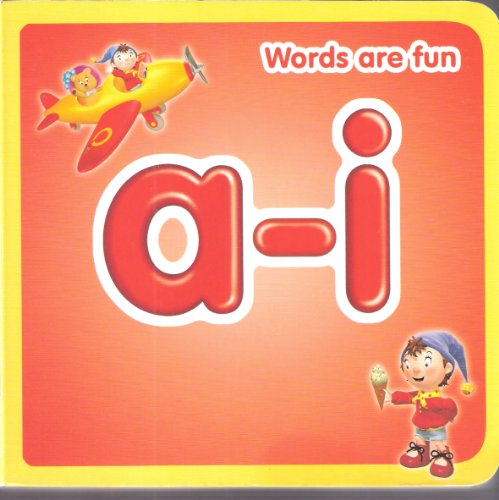 Words are fun a-i (Noddy abc) By Enid Blyton Ltd