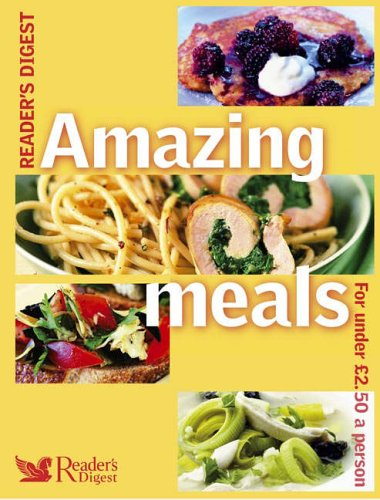 Amazing Meals for Less Than  2.50 a Person By Maggie (ed) PANNELL