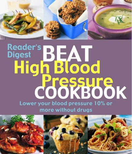 Beat High Blood Pressure Cookbook by