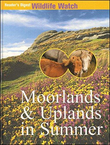 Moorlands & Uplands in Summer (Reader's Digest Wildlife Watch)