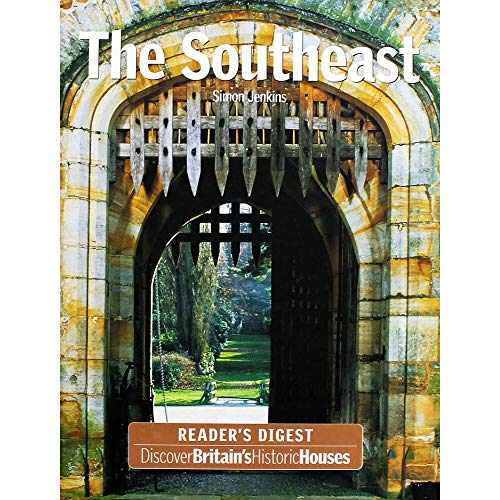 Simon Jenkins The Southeast - Historic Houses By Simon. Jenkins