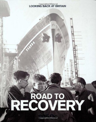 Road to Recovery By Reader's Digest