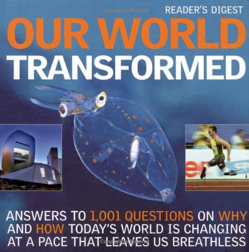Our World Transformed By Reader's Digest