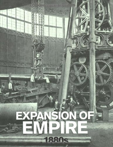 Expansion of Empire By Brian Moynahan