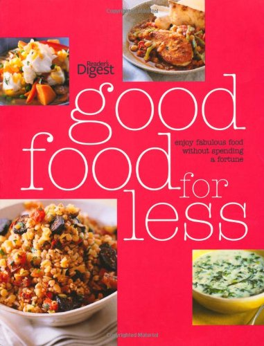 Good Food for Less By Maggie Pannell