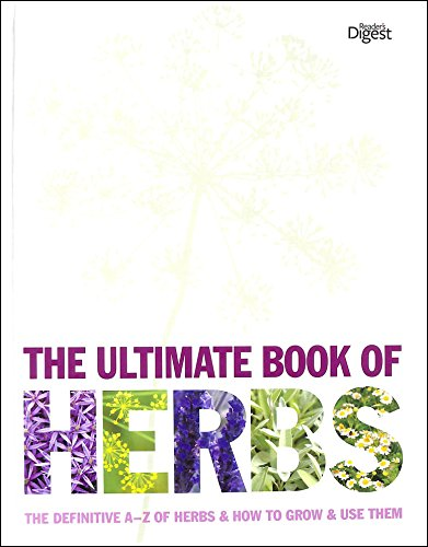The Ultimate Book of Herbs By Lisa Thomas