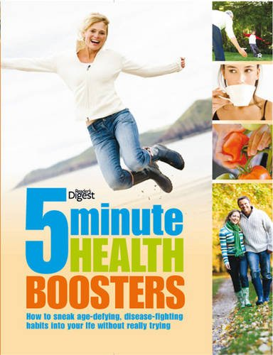 5 Minute Health Boosters By Reader's Digest