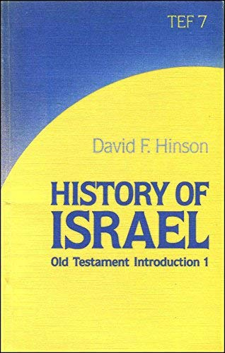 Old Testament Introduction By David F. Hinson