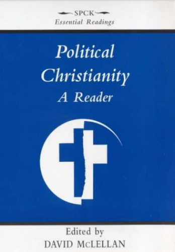 Political Christianity By David McLellan
