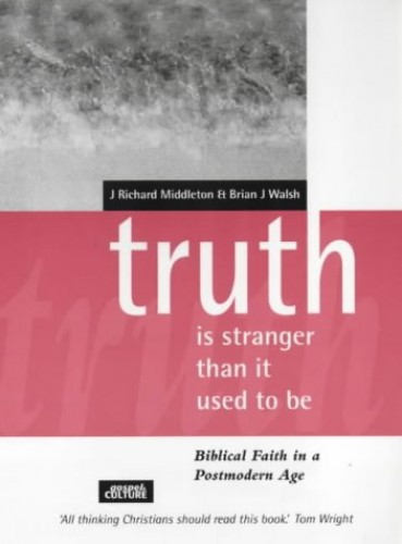 Truth is Stranger Than it Used to be By Brian Walsh