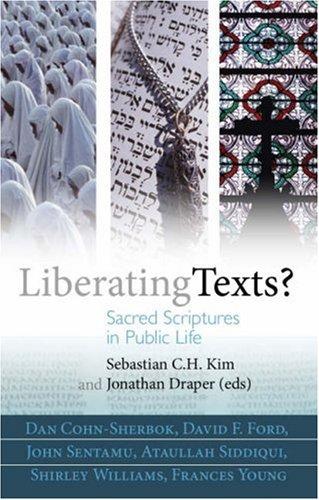 Liberating Texts? By Sebastian C. H. Kim