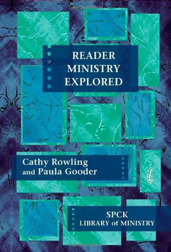 Reader Ministry Explored By The Revd Canon Catherine Rowling