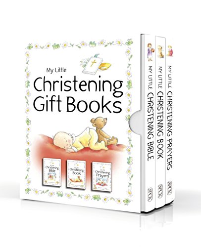 My Little Christening Gift Books By Sally Ann Wright